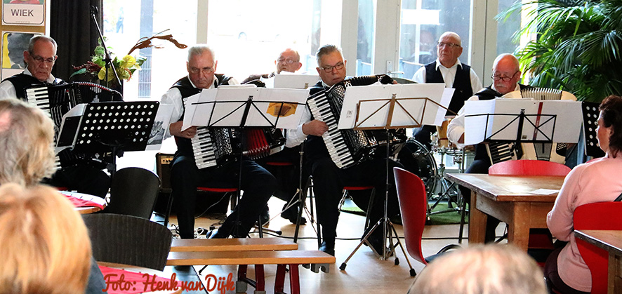 "Accordeon Orkeest ""For Fun"""
